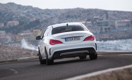 2014 Mercedes-Benz CLA250 / CLA250 4MATIC First Drive –