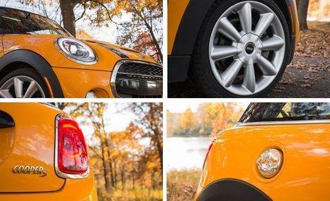 2014 Mini Cooper S Hardtop –