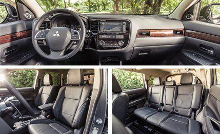 2014 Mitsubishi Outlander GT Test –