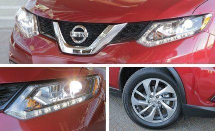 2014 Nissan Rogue First Drive –