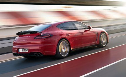 2014 Porsche Panamera First Drive 8211 Review 8211 Car And Driver
