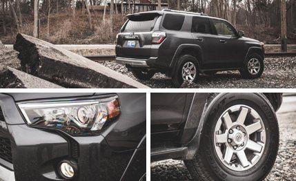 2014 Toyota 4Runner 4WD Test –