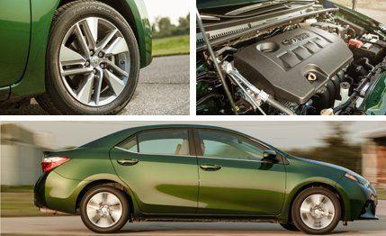 2014 Toyota Corolla LE Eco Test –