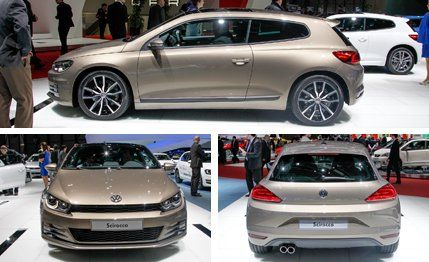 2015 Volkswagen Scirocco Photos And Info 8211 News 8211 Car