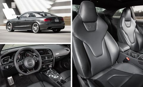 2015 Audi Rs5 Quattro Coupe 8211 Review 8211 Car And Driver