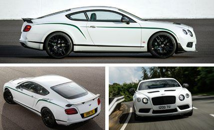 2015 Bentley Continental GT3-R First Drive –