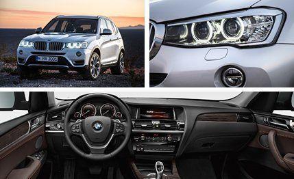 2015 BMW X3 xDrive28d Diesel Test –