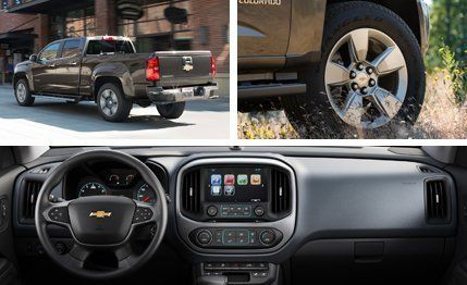 2015 Chevrolet Colorado First Drive 8211 Review 8211