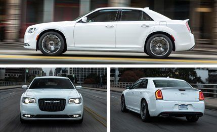 2015 Chrysler 300 V 8 First Drive 8211 Review 8211 Car And Driver