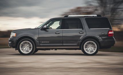 2015 Ford Expedition EcoBoost Test –