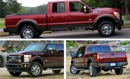 2014 f350 diesel weight