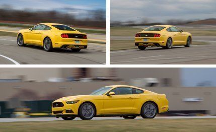 2015 Ford Mustang 2 3L EcoBoost First Ride –