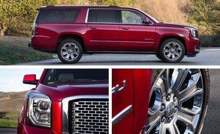 2015 GMC Yukon XL / Denali XL First Drive –