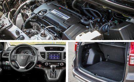 2015 Honda CR-V Touring AWD Test –