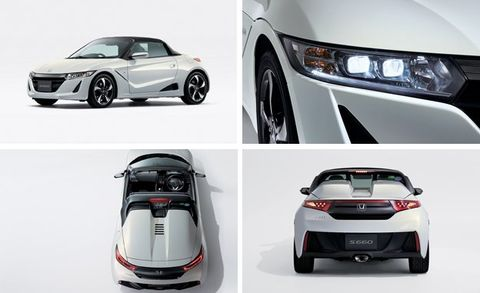 2015 Honda S660 Mid Engine Roadster First Drive 8211 Review