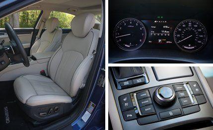 2015 Hyundai Genesis 5 0 Test 8211 Review 8211 Car And Driver