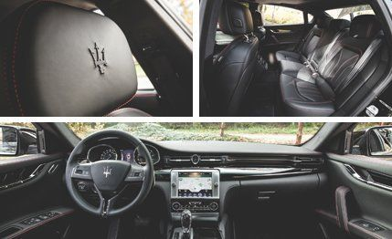 2015 Maserati Quattroporte >> 2015 Maserati Quattroporte Gts Test 8211 Review 8211 Car And