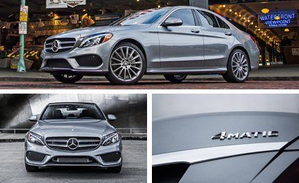 2015 Mercedes-Benz C300 4MATIC First Drive –