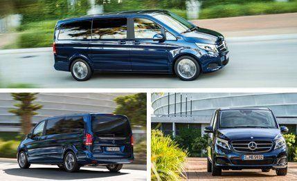 2015 Mercedes-Benz V-class Photos and Info –