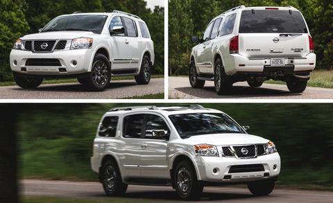2015 Nissan Armada –