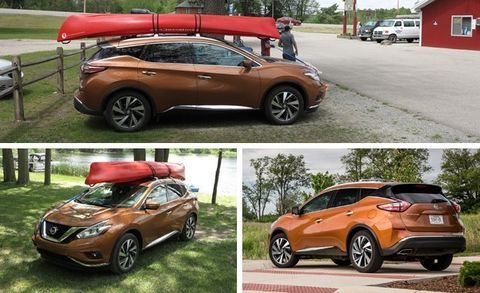 2015 Nissan Murano AWD Long-Term Road Test Wrap-Up –