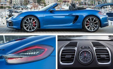 2015 Porsche Boxster Gts First Drive 8211 Review 8211