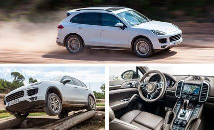 2015 Porsche Cayenne S First Drive 8211 Review 8211 Car And Driver