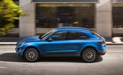 2015 Porsche Macan S Turbo First Drive 8211 Review