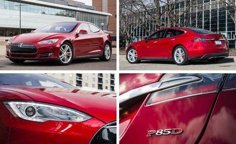 2015 Tesla Model S P85D EV | Long-Term Test Wrap-Up | Car