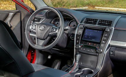 2015 Toyota Camry Xse V 6 Test 8211 Review 8211 Car And Driver