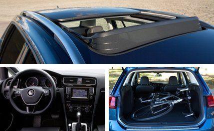 2015 Volkswagen Golf SportWagen First Drive –
