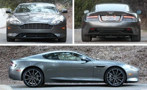 2016 Aston Martin Db9 Gt First Drive 8211 Review 8211 Car And Driver