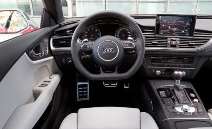 2016 Audi Rs7 First Drive 8211 Review 8211 Car And Driver