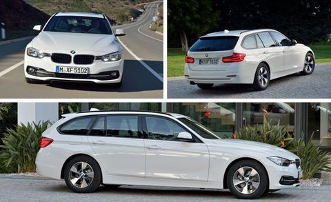 2016 Bmw 3 Series Photos And Info 8211 News 8211 Car And Driver