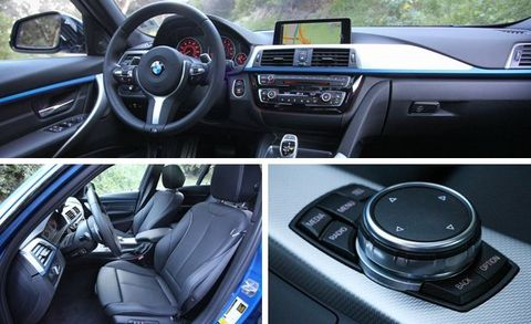 2016 Bmw 328i Xdrive Automatic Test 8211 Review 8211 Car And