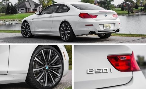 Bmw 650I 0 60 >> 2016 Bmw 650i Test 8211 Review 8211 Car And Driver