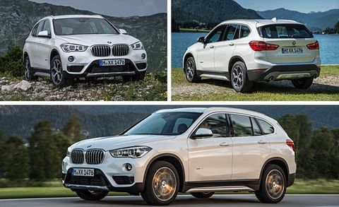 2016 BMW X1 xDrive28i First Drive –