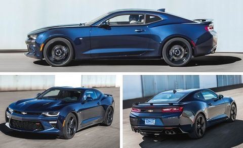 2016 Chevrolet Camaro SS Long-Term Test | Review | Car and