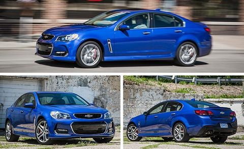 2016 Chevrolet Ss Quick Take Review