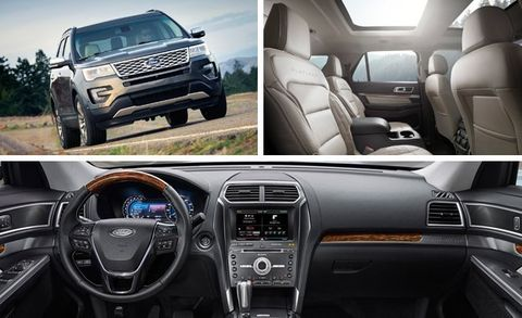 2016 Ford Explorer First Drive –