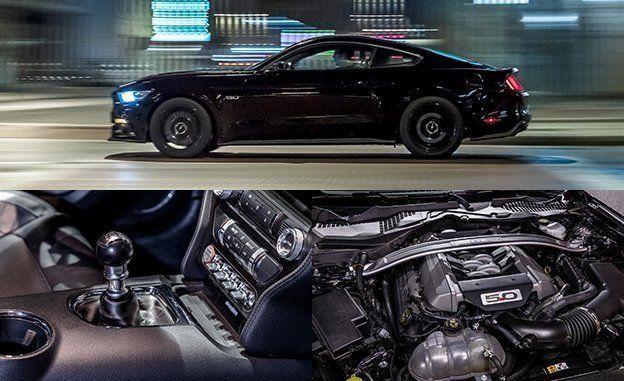 Hook up Mustang