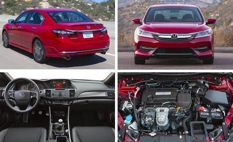 2016 Honda Accord Sedan First Drive –