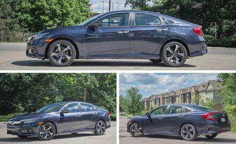 2016 Honda Civic Sedan Long-Term Test | Review | Car and Driver