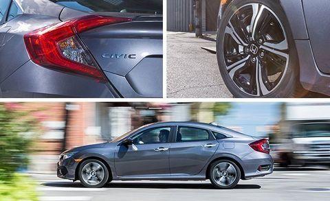 2016 Honda Civic Sedan 1 5L Turbo Test –
