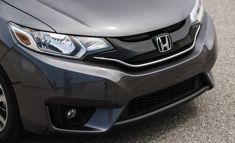 2016 Honda Fit Automatic Instrumented Test –