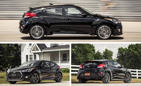 2016 Hyundai Veloster Turbo Automatic Tested –
