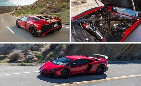 2016 Lamborghini Aventador Lp750 4 Superveloce Test 8211 Review