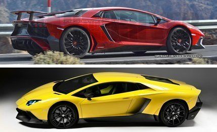 2016 Lamborghini Aventador Sv Spy Photos 8211 News 8211 Car