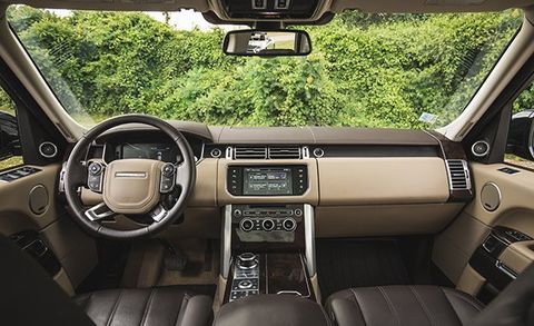 2016 Range Rover Diesel Long-Term Test   Review   Car and Driver