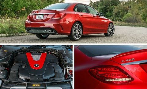 2016 Mercedes Benz C450 Amg Test 8211 Review 8211 Car And Driver